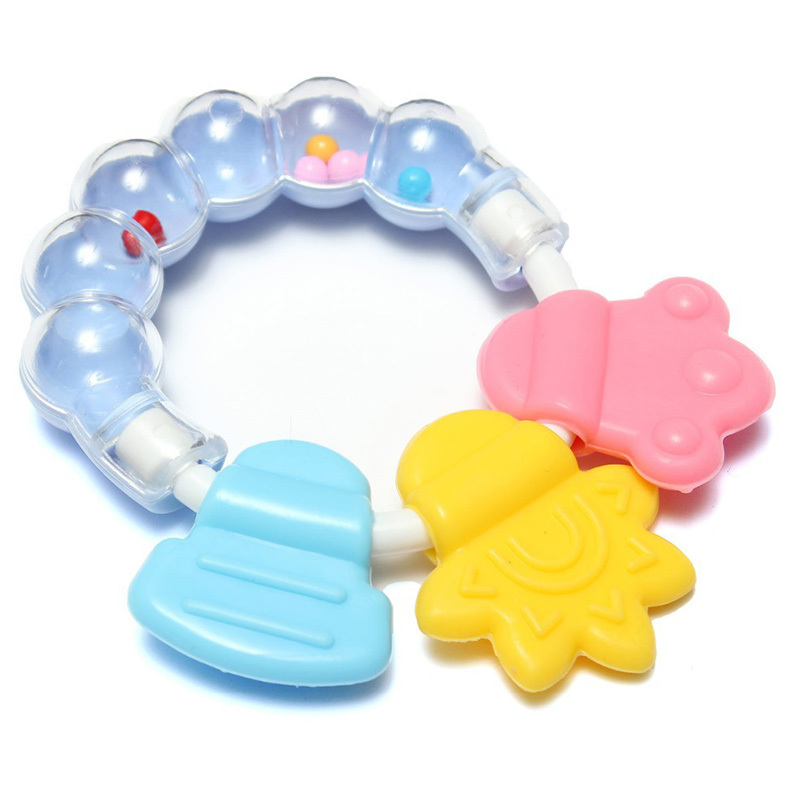 0 24 Months Baby Toys Silicone Banana Infant Teether Toys