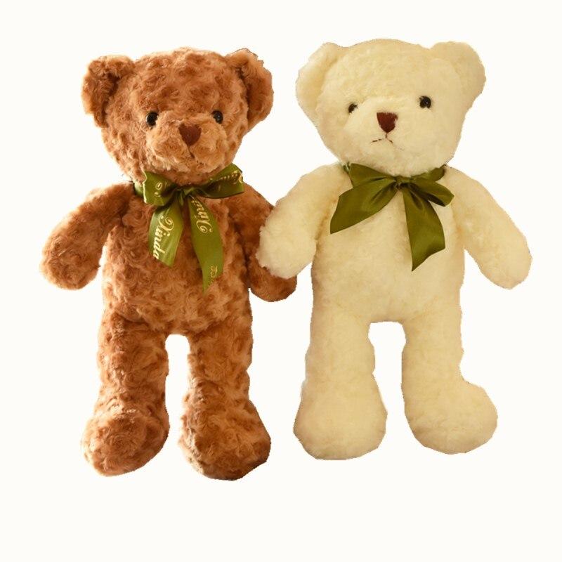 Lovely Teddy Bear Plush Toys Stuffed Plush Animals Bear Doll Birthday Gift For Children Valentine's Gift Christmas Gift