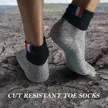 Men Women Cut Resistant Five Toe Socks Comfortable Non Slip Stockings Barefoot Socks Beach Hiking Climbing Driving Socks 5 Toe socks crumb i barefoot white