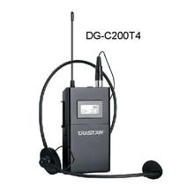 Takstar DG-C200T4 средства ухода за кожей-пакет микрофон для DG-C200 2,4 г цифровой беспроводной конференц-системы