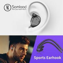 Samload Sport Bluetooth Earphones 5.0 Headset Fitness Waterproof Wireless Headphones For Apple iPhone 6 7 8 Xiaomi Huawei Sony