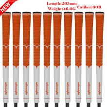 New Golf grips  Rubber Standard Golf irons grips 10pcs/lot High quality free shipping