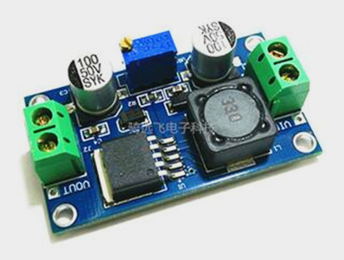 Free Shipping!!! XL6019 Module / DC-DC Boost Supply / Regulated Supply Module / Output Adjustable Boost Board
