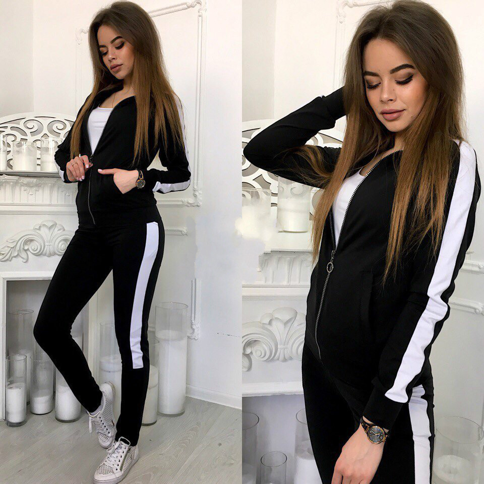 ZOGAA Women 2 Piece Outfits Women Two Piece Sets Top and Pants Tracksuit Women Sweatsuit Clothing Womens Casual 2 Piece Set Suit