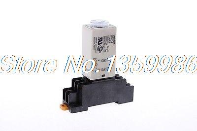 цена на 10set base + time timer relay 8pin H3Y-2 H3Y DC24V 5A 1min-30min 30min