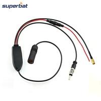 Superbat DAB Antenna Splitter Adapter Car Radio