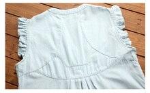 New Summer Sleeveless Maternity Dress