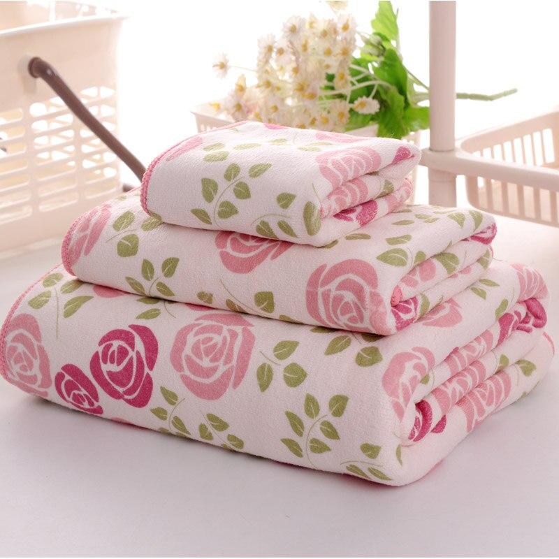 Bath Towels Lots: Freeshipping 3pcs/lot Towel Set Handkerchief+Face Cloth