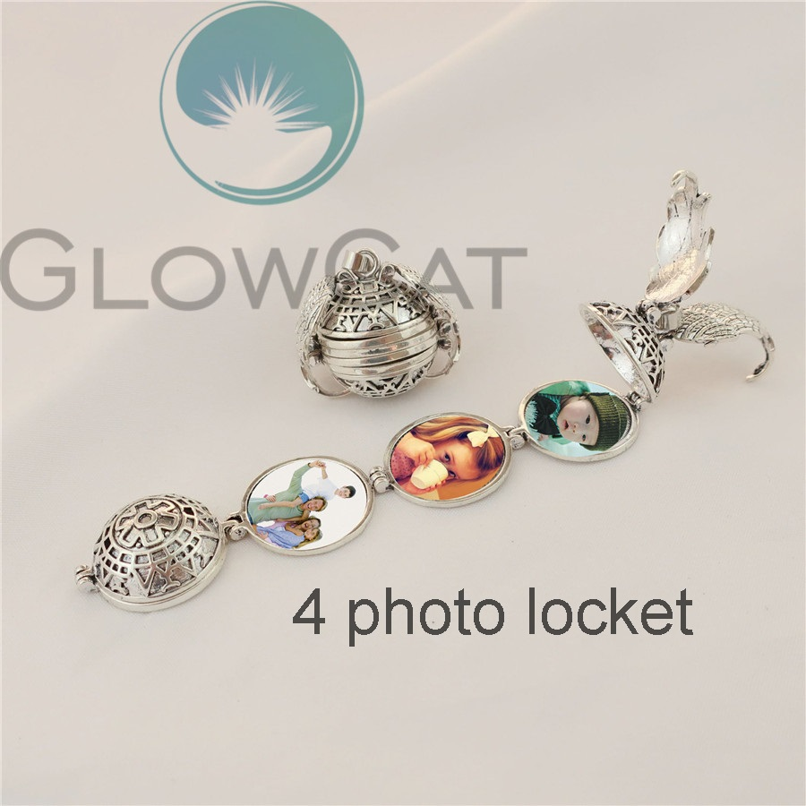 Expanding photo locket 1