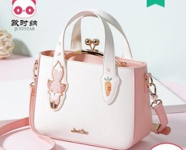 Princess sweet lolita fashion spring and autumn handbags single shoulder bags casual satchel color bump bags women 171829