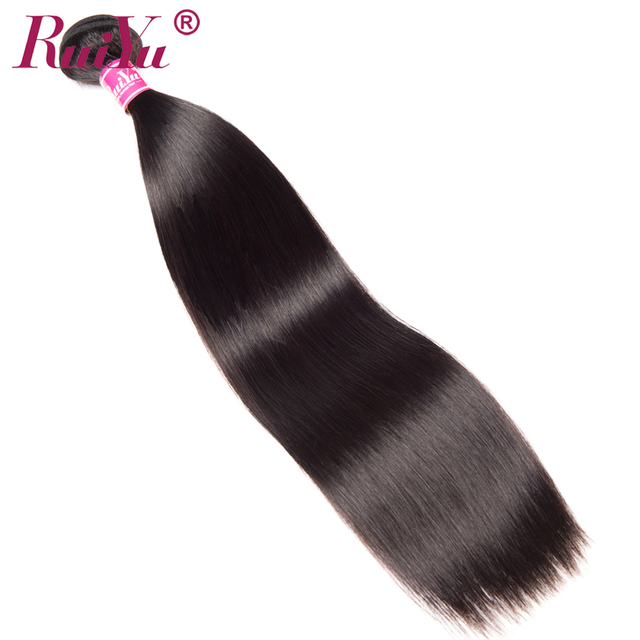 Brazilian Straight Hair Weave  10″-28″