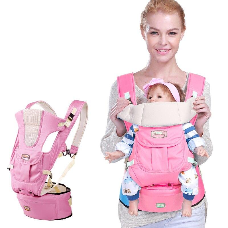 0-36 months infant back kangaroo ergonomic baby carrier sling backpack bag baby hipseat wrap for newborns hip seat hiking
