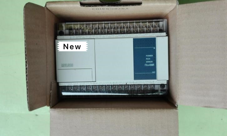 1 year warranty New original In box FX1N-60MR-D FX1N-60MT-D FX1N-40MR-D FX1N-40MT-D FX1N-24MR-D module fx1n 24mr 001 with