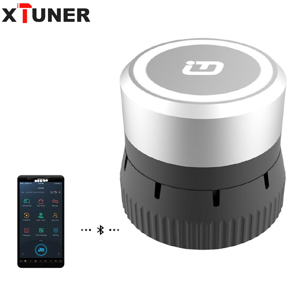 Diagnostic Adapter XTUNER CVD-9 V4.0 for Android Commercial Vehicles automotive <font><b>scanner</b></font> XTuner Bluetooth CVD Heavy Duty <font><b>Scanner</b></font> image