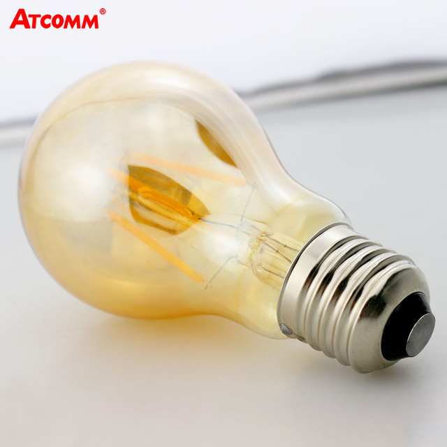 buy vintage ampoule led e27 bulb a60 2w. Black Bedroom Furniture Sets. Home Design Ideas