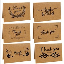 Buy 100 Thank You Cards And Get Free Shipping On Aliexpress Com