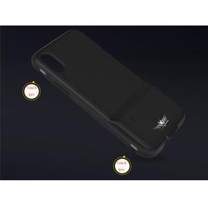 Image 4 - PUBG بلوتوث قضية الهاتف المحمول آيفون 6Plus/7Plus/8Plus X/XS XR XS ماكس المدمج في 180mA بطارية واقية غطاء قذيفة