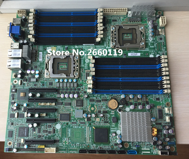Server mainboard for S7012 1366 5520 X58 motherboard Fully tested
