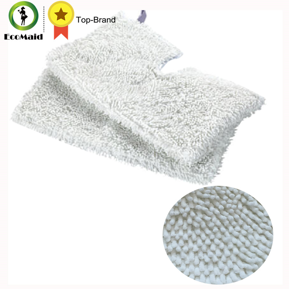 Micro-fiber Mop Steam for Rectangle Mop Head for Shark Shark Steam Pocket S3501 S3601,S3801CO and S3901 Shark Steam Cleaning Pad c s 1 6 steam киев