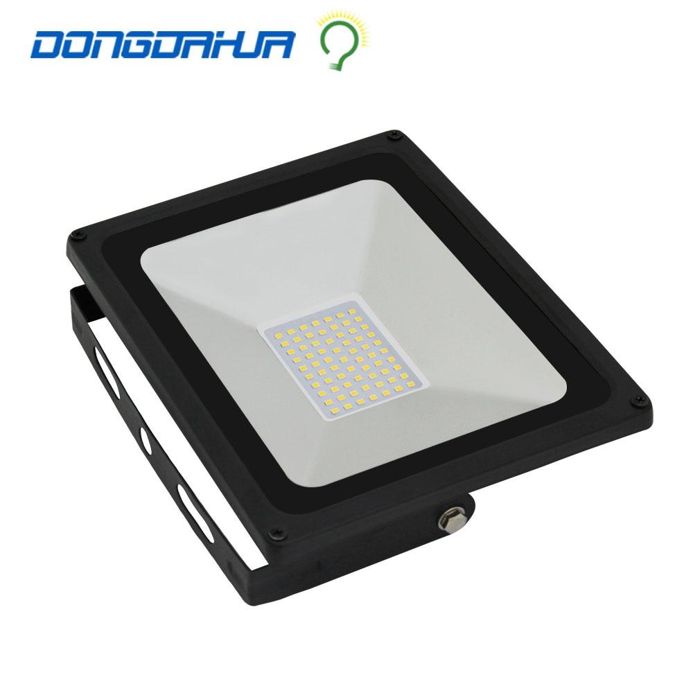 high quality 50w 110v 220v ip65 waterproof led projector. Black Bedroom Furniture Sets. Home Design Ideas