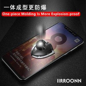 Image 5 - マットスクリーンプロテクター xiaomi mi 8 SE lite 強化ガラス xiaomi 8 lite SE つや消し 6D 抗青色光強化ガラス