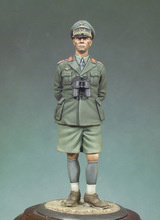 1 35 Rommel tanie tanio Resinking Żywica World War II 8 lat Unisex Not a finished product It is a parts! Military miniatures