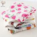 Bamboobaby прием одеяла пеленать ребенка муслин одеяло качество лучше Аден Anais Многофункциональный хлопок/бамбука Одеяло Младенческая baby Wrap