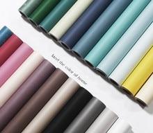 Papel tapiz no tejido de alta calidad, color sólido simple, blanco y negro, gris, cálido, para dormitorio, dormitorio, sala de estar, Fondo de TV papel tapiz