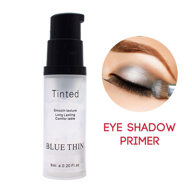 Eye Shadow Primer Makeup Eye Base Cream Liquid Eye Shadow Primer Oil Control Long Lasting Eyes Cosmetic Base Liquid Primer image