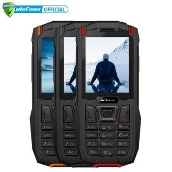 Ulefone Armor Mini IP68 Waterproof Outdoor Mobile Phone 2.4 MTK6261D Wireless FM Radio 2500mAh Dual SIM Rugged Phone mobile phone
