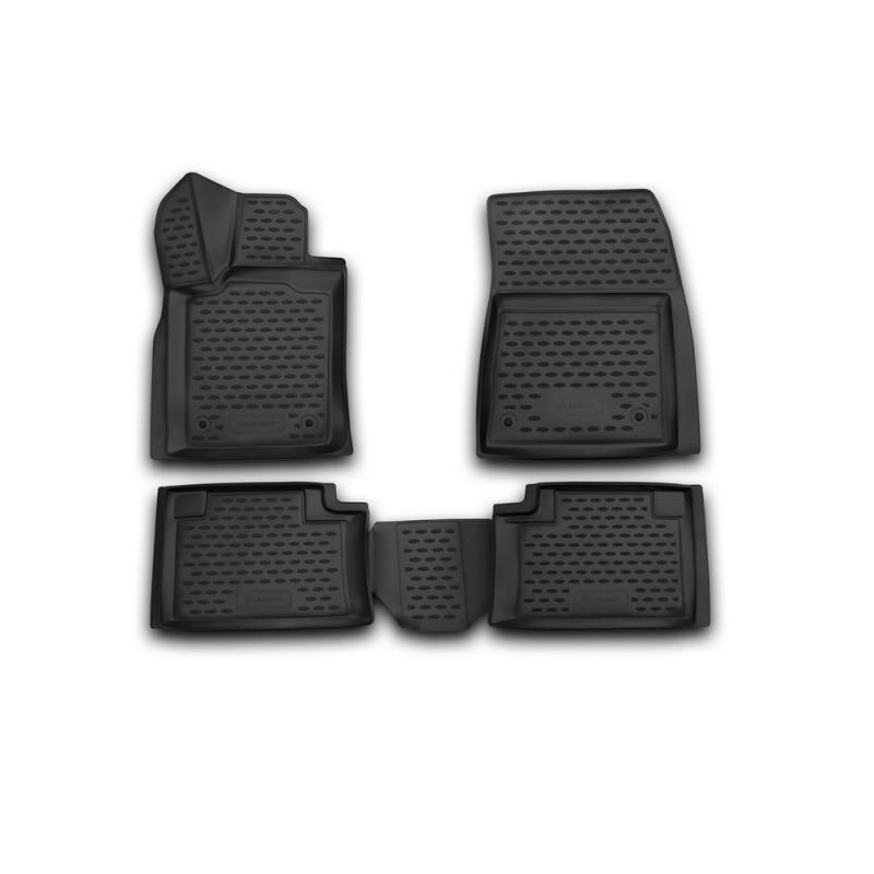 Car Mats 3D salon For JEEP Grand Cherokee, 2014-> 4 PCs (polyurethane) tcrt5000 reflective infrared sensor photoelectric switches 10 pcs