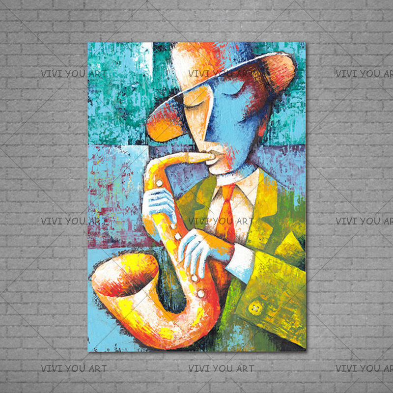100 Handmade Oil Painting Picasso Famous Painting Canvas Art Wall Picture for Living Room Decoration Abstract