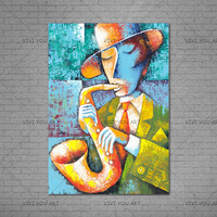 100% Handmade Oil Painting Picasso Famous Painting Canvas Art Wall Picture for Living Room Decoration Abstract Home Decor