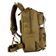 Military Backpack Rucksacks Travel Bag Pack Outdoors Waterproof Nylon Backpacks Molle Tactics Backpacks Laptop Backpacks