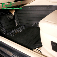 3D Car Floor Mats for MTSUBISHI Pajero 2010 2011 2012 2013 2014 2015