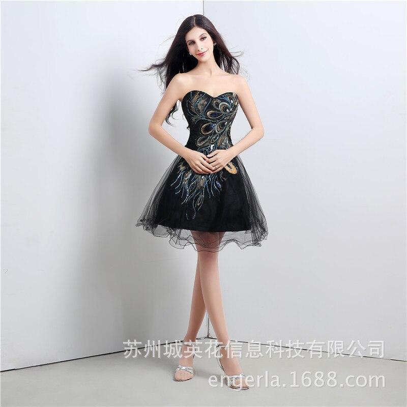 Online Get Cheap Designer Black Cocktail Dresses -Aliexpress.com ...