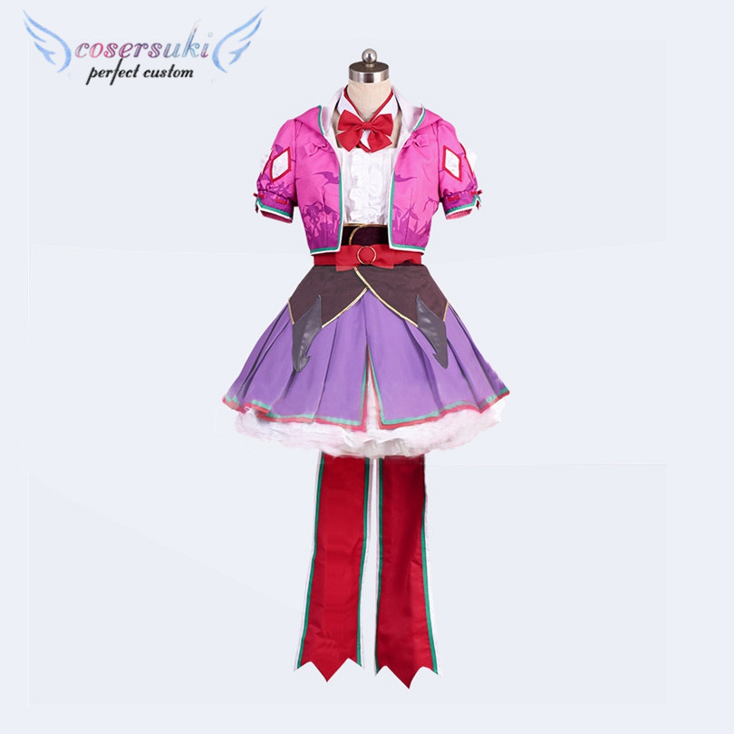Fate/Grand Order Assassin Cosplay Costumes Stage Performence Clothes , Perfect Custom for You !