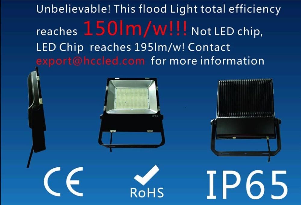 100-240V 60W led flood light Ultrathin Waterproof IP65 Reflector Led Floodlight Garden Spotlight Outdoor Lamp