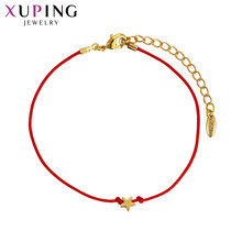 Xuping Fashion Bracelets New Arrival Temperament Charm Style Bracelets for Women Girls Jewelry Gift for Thanksgiving S65,5-74741(China)