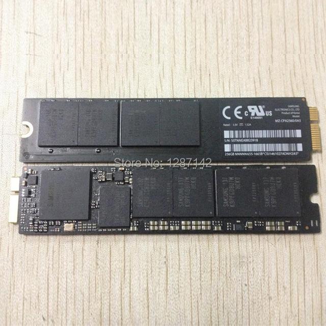 256 gb ssd interno unidades de estado sólido para el macbook air 11 ''a1465/air 13 ''a1466 2012 md223 md224 md231 md232