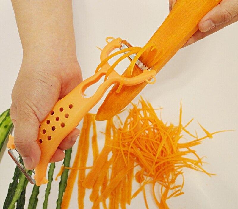 Kitchen Parer Slicer Gadget Vegetable Fruit turnip Slicer Cutter Carrot Shredder TY261 cooking tools kitchen cozinha