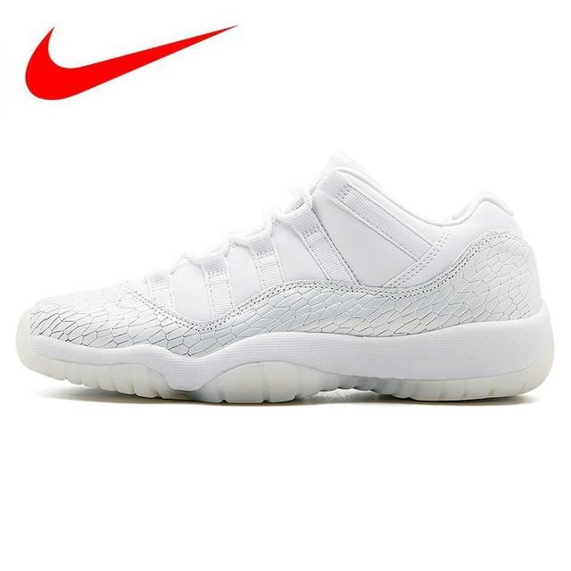 03d15844a Nike Air Jordan 11 Low AJ11 Gs Men s Basketball Shoes