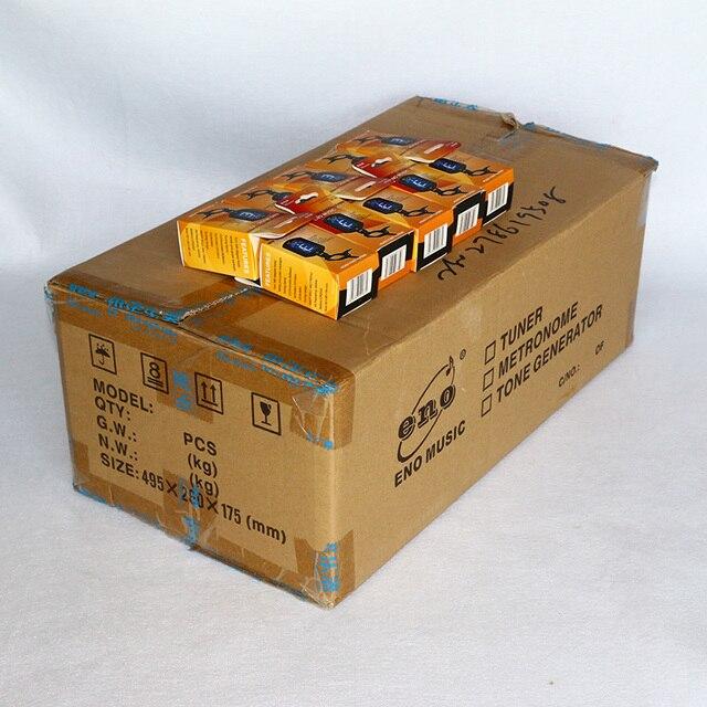Cheap 120 pcs/carton ET-33 Digital Tuner for Guitar Ukulele Bass Violin Chromatic Electronic guitarra music instruments Free Shipping