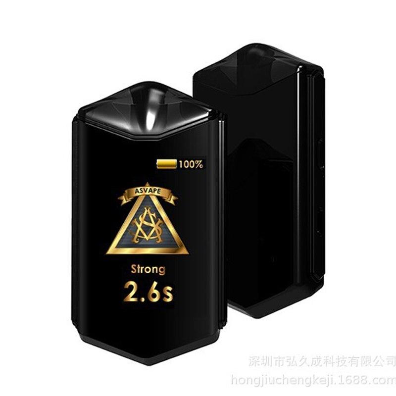 Original plus récent écran tactile POD vape vaper vaporesso vaporizador peut entrer des Photos 500 mAh batterie e-cig MOD Vape Mod vs SMOK