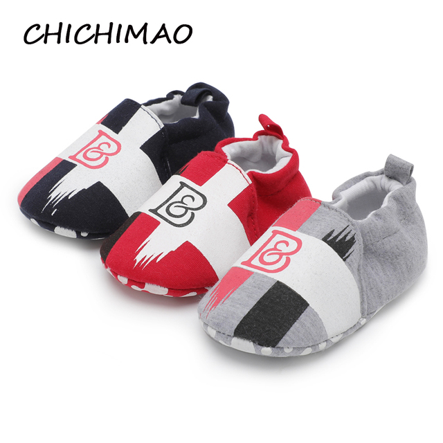 732850aeef91 Fashion New Spring Autumn Winter Baby Shoes Girls Boy First Walkers  Slippers Newborn Baby Girl Crib Shoes Footwear Booties 0-18M