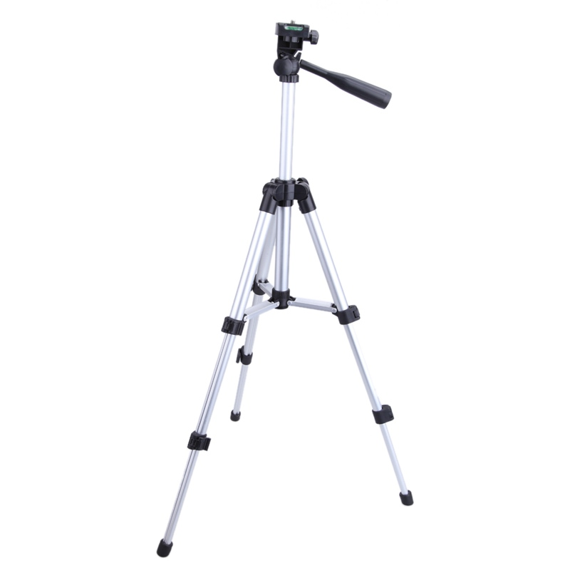 Unfolded(650mm)Portable Camera Tripod for Phone With Bag