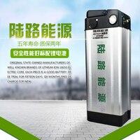 Универсальный 48 В 15ah литий ионный литий ионная Перезаряжаемые заряжаемого аккумулятора 5C inr 18650 для электрические велосипеды (70 км ), 48 В Мощн
