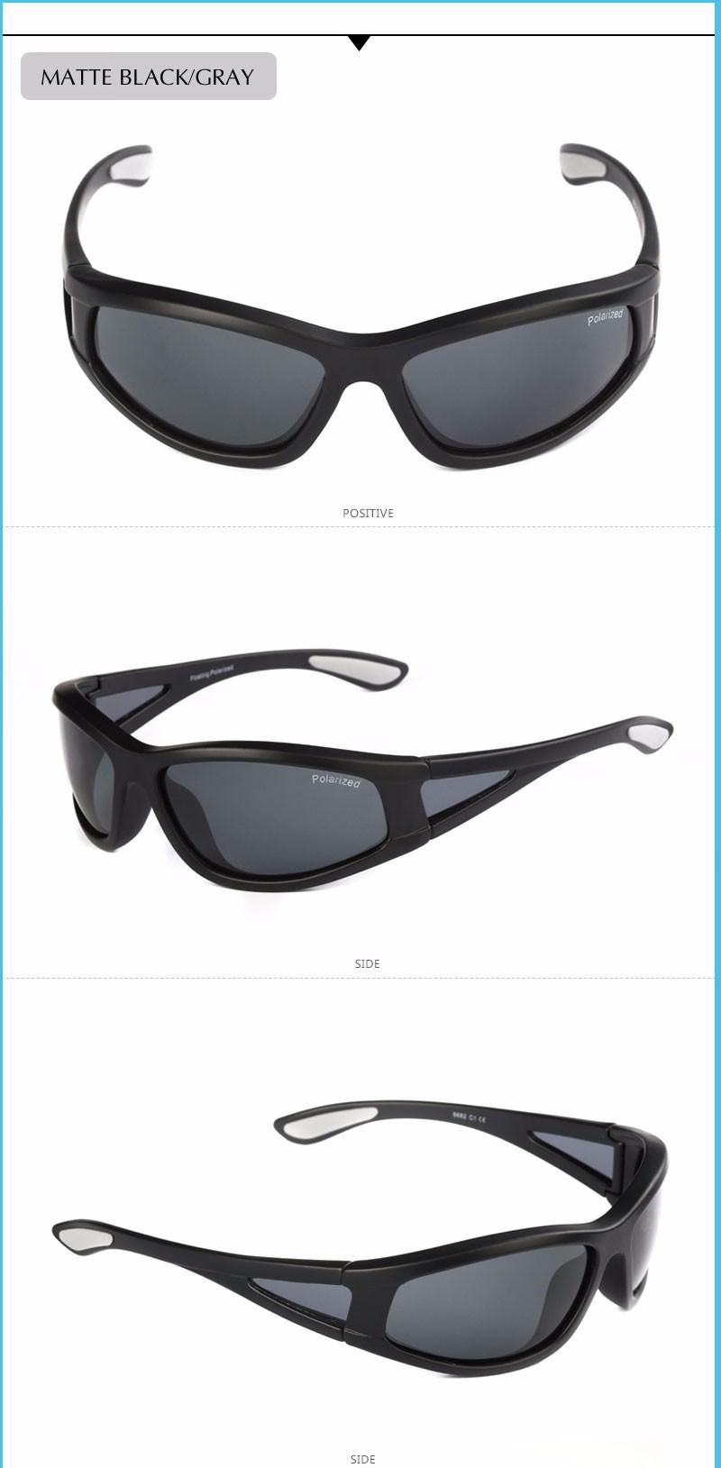 9fe126427be JIANGTUN New Sale Men Floatable Polarized Sunglasses Fishing Driving ...