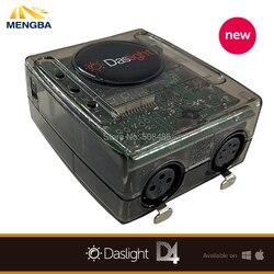 Этап управления программным обеспечением DVC4 Daslight действительный контроллер DMX USB освещения Интерфейс 1536 Выход Каналы с MiniSD