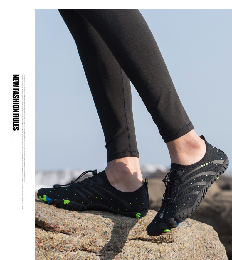 Casais Respirável verão Do Aqua Sapatos Homens